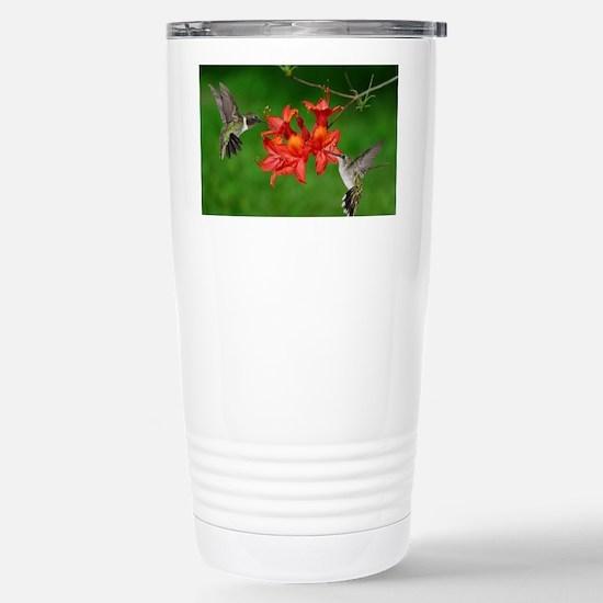 9x12_print 2 Stainless Steel Travel Mug