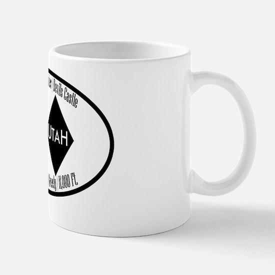 Sticker-Diamondalta Mug Mugs