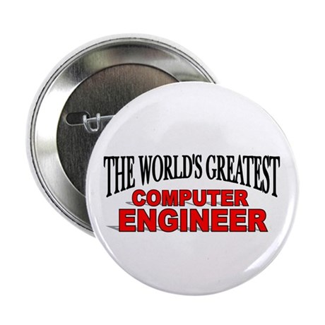 """""""The World's Greatest Computer Engineer"""" Button"""