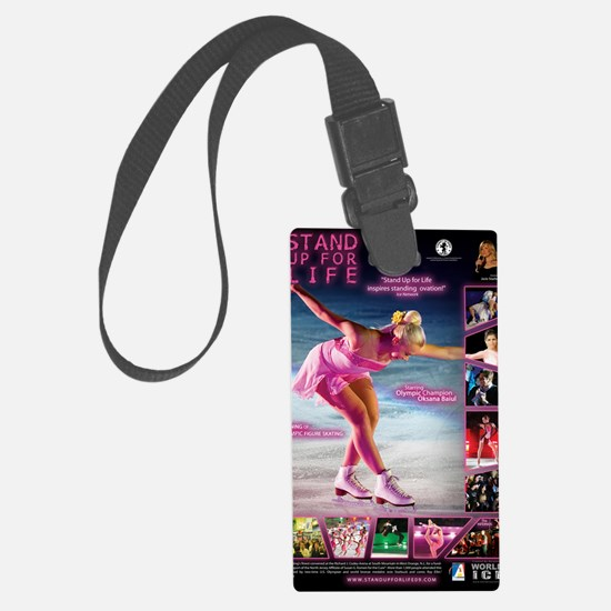 SUFL poster Luggage Tag