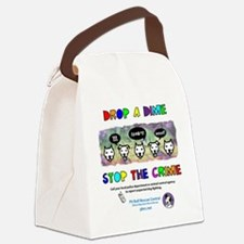 2-report3 Canvas Lunch Bag