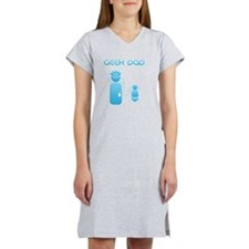 geek-dad Women's Nightshirt