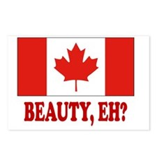CANADA,BEAUTY EH? Postcards (Package of 8)
