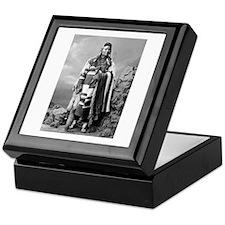Chief Joseph Keepsake Box