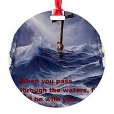 I will be with you2 Ornament