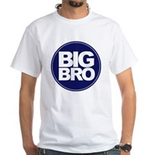 circle big bro blue Shirt