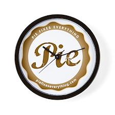 Cafe Press Logo Big Photo Shop Wall Clock