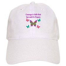 CHOOSE COURAGE Baseball Cap