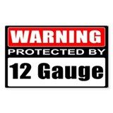 Shotgun warning 10 Pack