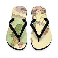 nursery peter pan Flip Flops