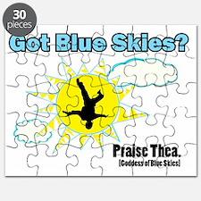 Got Blue Skies? Puzzle