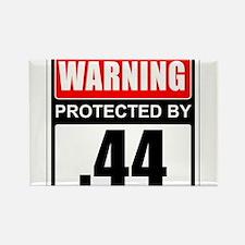 Warning .44 Magnets