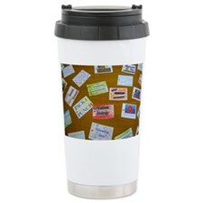 Assortment of Affirmation Cards Travel Mug