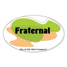 2-fraternal Decal