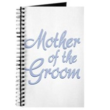 Amore Mother Groom Blue Journal