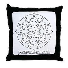 CafePress-NAME Throw Pillow
