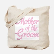 Amore Mother Groom Pink Tote Bag