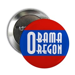 Obama Oregon Ten Pack Discount Buttons