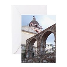 taormina_print_1 Greeting Card