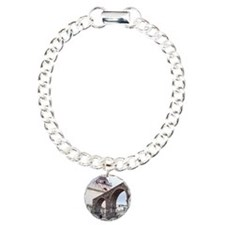 taormina_print_1 Charm Bracelet, One Charm