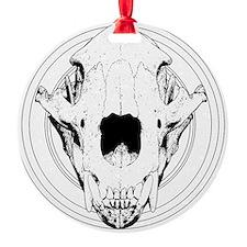 Sigil-WholeBearSkull Ornament