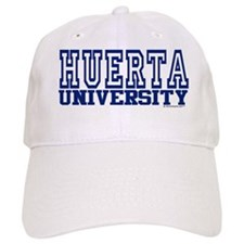 HUERTA University Baseball Cap