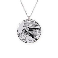 dragondrumtrans Necklace Circle Charm