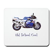 Old School Suzuki Mousepad