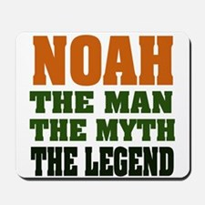 NOAH - the legend! Mousepad