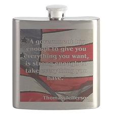 jeffersonquoterectangle Flask