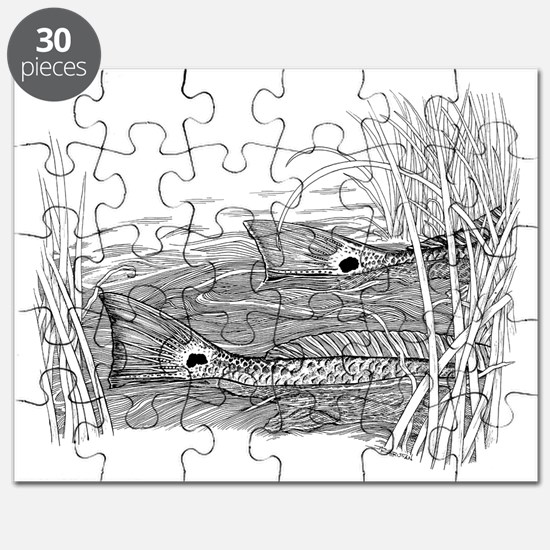 tailsingrasstrans Puzzle