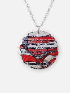 biggovsquare Necklace