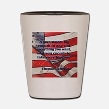 biggovsquare Shot Glass