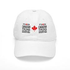 Canadian Mug Baseball Cap