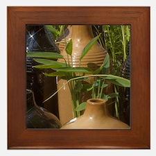3-Garden Setting Framed Tile