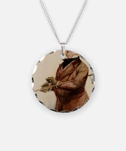 DICKENS COPPERFIELD micawber Necklace