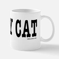 spadecatbumper Small Small Mug