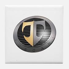 2-TuscaniLargeAngle Tile Coaster