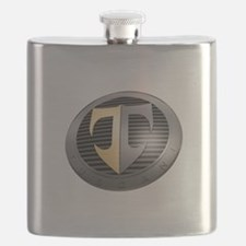 2-TuscaniLargeAngle Flask