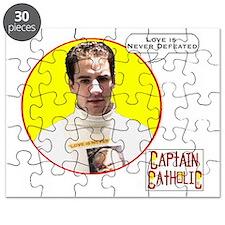 Captain Catholic - Character Spotlight - LO Puzzle