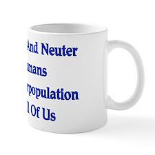 Spay And Neuter Mug