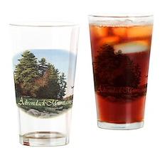 EveningFlight_cafefinal Drinking Glass