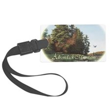 EveningFlight_cafefinal Luggage Tag