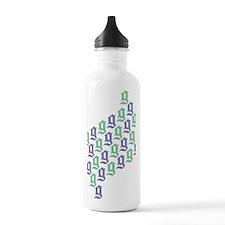 2-28gpurpgreen Water Bottle