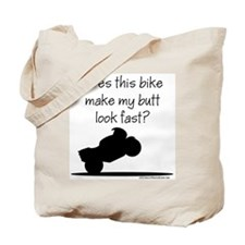 Fast Butt Tote Bag