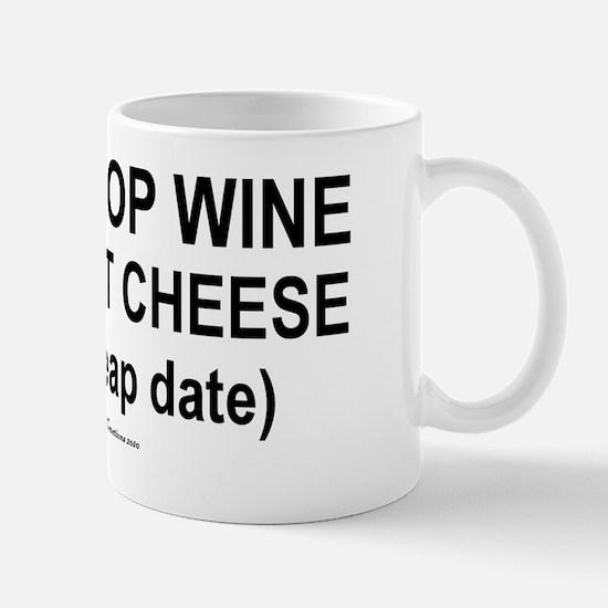 winecheese2 Mug