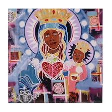 I am erzuli Tile Coaster