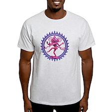 Natabara purple T-Shirt