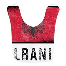 Vintage Albania Bib
