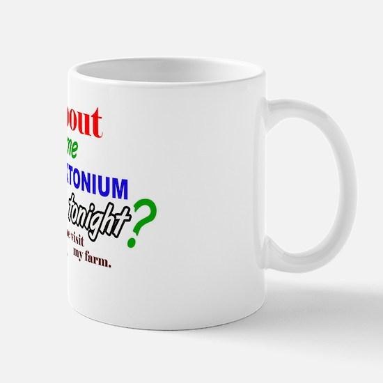 FarmVille (Milktonium) Mug